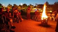 SONBAHAR - Engelli İzciler Kamp Geleneğini Sürdürdü
