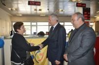 Eskişehir'de PTT'nin 177'İnci Yaşı Kutlandı