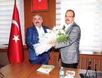 KONYA VALİSİ - EYAD Yöneticileri Konya'da Bir Araya Geldi