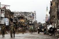 SIKIYÖNETİM - Filipinler'de Terörle Mücadele Operasyonları Sona Erdi