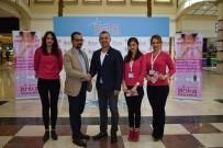 Gaziantep'te Meme Kanseri Bilinçlendirme Standı
