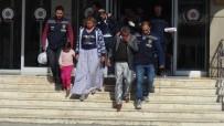 KÜÇÜK KIZ - Gaziantep'teki 43 Bin Euroluk Vurgunun Zanlıları Yakalandı