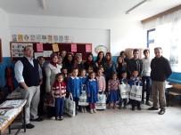 AKÇALı - Giyim Üretim Teknolojisi Öğrencilerinden Anlamlı Ziyaret