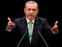 Erdoğan: Bizler bu yola koltuk sevdasıyla çıkmadık