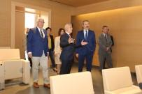 MUSTAFA BOZBEY - İl Emniyet Müdürü Ak'tan Başkan Bozbey'e Ziyaret