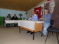 ÖĞRETMEN - İlçe Milli Eğitim Müdürü Koç Okul Aile Birliği Toplantısına Katıldı