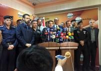 Irak İçişleri Bakanı Kerkük'te