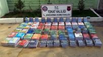 OTOBÜS ŞOFÖRÜ - Jandarma Ekipleri 419 Kaçak Kitap Yakaladı