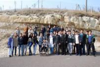 FOSİL - Jeopark'a Öğrencilerden Yoğun İlgi