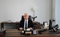 KAYSERI TICARET ODASı - Kayseri Ticaret Odası Genel Sekreterlik Makamında Görev Değişimi