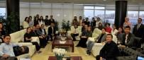 Kazak Heyet OMÜ Rektörü İle Görüştü