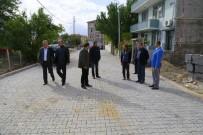 MEHMET SIYAM KESIMOĞLU - Kırklareli'nde 65 Sokak Ve Cadde Yenilendi