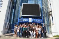 KUŞADASI BELEDİYESİ - Kuşadası'nda ' Otizm ' Konulu Erasmus Plus Projesi