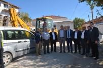 İÇME SUYU - Manisa'da 154 Mahalle Projesi Hız Kesmiyor