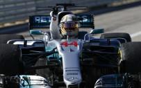 LEWIS HAMILTON - Mercedes AMG Petronas Üst Üste 4. Kez Dünya Şampiyonu Oldu