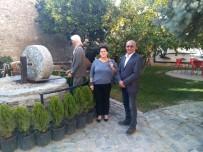 Milet Müze Müdürü Hasibe Akat İslam'dan Söke Kent Müzesi'ne Ziyaret