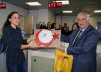 PTT'nin 177'Nci Yılında 177'Nci Müşteriye Hediye