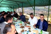 DEVLET HASTANESİ - Sarıgöl Protokolü Alemşahlı'da Buluştu