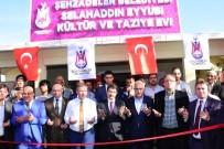 Selahaddin Eyyubi Kültür Ve Taziye Evi Açıldı