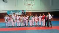 AHMET TURAN - Söke'nin Şimşek Karatecileri 15'De 15 Yaptı