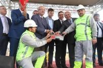 OTOBÜS TERMİNALİ - Süleymanpaşa Otobüs Terminalinin Temeli Atıldı