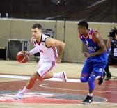 Tahincioğlu Basketbol Süper Ligi Açıklaması Eskişehir Basket Açıklaması 84 - Anadolu Efes Açıklaması 86