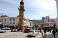 KAZıM ARSLAN - Tarihi Saat Kulesi Etrafına EDS'li Çözüm