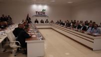 NİŞASTA BAZLI ŞEKER - TBMM Tarım, Orman Ve Köyişleri Komisyonu Karaman Ve Konya'da