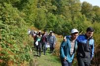 TDP'den Liselilere Doğa Yürüyüşü