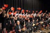 Tepebaşı'nda 'Cumhuriyet Konseri'