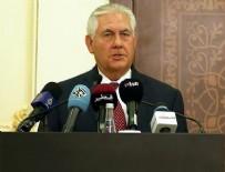 Tillerson: 'Körfez krizini çözme vakti geldi'