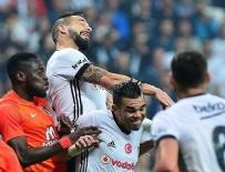 GENÇLERBIRLIĞI - Tosic Beşiktaş'ı ipten aldı
