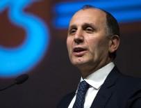 MUHARREM USTA - Trabzonspor'da başkan Usta'nın yüzü gülmedi