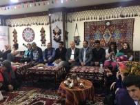 MUNZUR - Tunceli'de Gençlerle Yaşlılar Buluşması