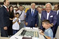 Uluslararası Mersin Açık Satranç Turnuvası Başladı