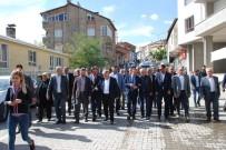 MEHMET ERDOĞAN - Vali Kalkancı Ve Milletvekilleri Çelikhan'da Vatandaşlarla Bir Araya Geldi