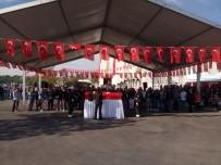 ASKERİ TÖREN - Van'da Şehit Olan Asker Son Yolculuğuna Uğurlandı