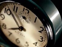 YAZ SAATİ UYGULAMASI - Yaz saati uygulamasında flaş gelişme