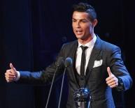 GIANLUIGI BUFFON - Yılın Futbolcusu Ronaldo