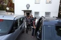 Yunanistan'a Kaçmaya Çalışan FETÖ Üyeleri Kıskıvrak Yakalandı