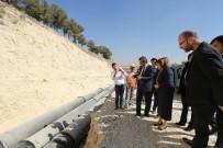 250 Bin Kişinin Su İhtiyacını Giderecek Depo Yapımında Çalışmalar Yarılandı