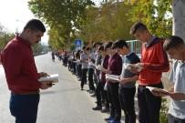 4 Bin 200 Öğrenci İle Okuma Zinciri