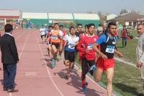 Ağrı'da ÇOGEP Gençlik Koşusu Gerçekleştirildi