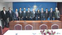 AKMEŞE - AK Parti Edirne İl Teşkilatı 2019 Seçimleri Öncesi Kadrolarını Tanıttı