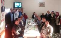 AK Parti Hisarcık İlçe Teşkilatı Asker Yemeğinde Buluştu