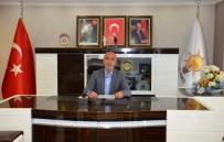 HASAN ANGı - AK Parti Konya İl Başkanı Hasan Angı Göreve Başladı