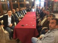 BILECIK MERKEZ - AK Parti Merkez İlçe Başkanlığından Pazaryerliler Derneği'ne Ziyaret