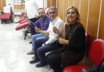 KÖK HÜCRE - AK Parti Nilüfer'den Kan Ve Kök Hücre Bağışı
