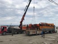 YAT LİMANI - Akçakoca'ya Yat Limanı Yapılması İçin Çalışma Başladı
