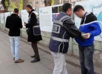 Aksaray'da Narko Timler Okul Çevresindeki Uygulamaları Sürüyor